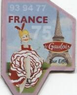 MAGNET PARIS N°75 - Magnets