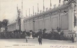 87 - Limoges - Jardin De L'Exposition Animé - Limoges