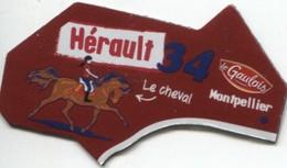 MAGNET DEPARTEMENT HERAULT  N°34 - Magnets