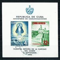 Cuba Nº HB-15 Usado Cat.12€ - Hojas Y Bloques