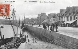 29)  CAMARET  -  Quai Gustave Toudouze - Camaret-sur-Mer