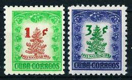 Cuba Nº 381/2 Nuevo Cat.14€ - Cuba