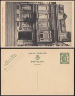 """BELGIQUE PP 35c VERT """"BRUXELLES MUSEE POSTAL"""" (DD) DC-6922 - Geïllustr. Kaarten"""