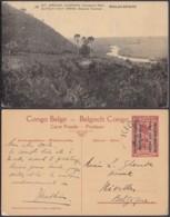 "CONGO EST AFRICAIN EP DE KIGALI N°39 ""MALAGARASSI"" VERS NIVELLES  (DD) DC-6925 - Congo Belge"