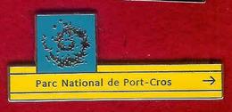 @@ Parc National De Port Cros Var (5x2) EGF @@vi71 - Villes
