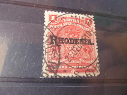1909 RHODESIE   YVERT N ° 2 - Autres