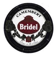 ETIQUETTE De FROMAGE. CAMEMBERT Fabriqué En ILLE Et VILAINE..BRIDEL à BOURGBARRE (35) - Kaas