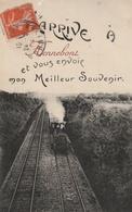 Arrive à Hennebont - Hennebont