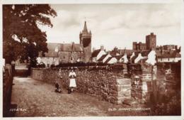 R290300 223419. Old Kirkcudbright. Valentines. RP. 1957 - Ansichtskarten