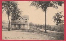 Bomerée - Hôtel Pavillon De L'M ( Voir Verso ) - Montigny-le-Tilleul