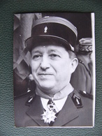 Photo De Presse 1967 Général De Brigade Robert CASSO Sapeurs Pompiers De Paris - Famous People
