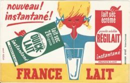 Buvard FRANCE LAIT - Alimentaire