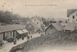 CPA 88 (Vosges)  GERARMER / LE COL DE LA SCHLUTCH UN JOUR DE FÊTE / ANIMEE - Gerardmer