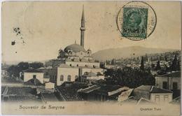 Grecia 03 - Souvenir De Smyrne - Grecia