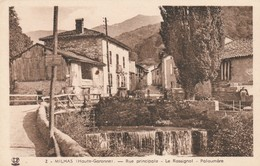 Milhas (Haute-Garonne) - Rue Principale / Le Rossignol / Paloumère - France