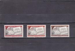 Peru Nº 510 Al 512 - Peru