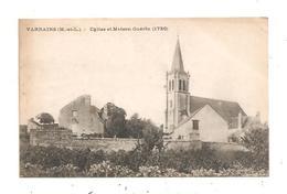 Varains-Eglise Et Maison Guérin  -(D.5254) - France