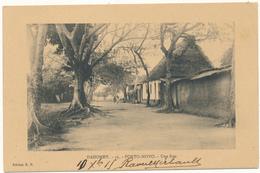 DAHOMEY , PORTO NOVO - Une Rue - Dahomey