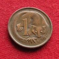 Australia 1 Cent 1967 KM# 62  Australie Australien - Australie