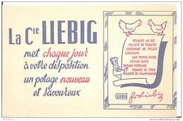 Buvard - Liebig - Potages & Sauces