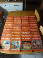40 Albums Bob Rt Bobette - Lots De Plusieurs BD
