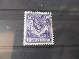 RHODESIE  DU NORD  YVERT N ° 67 - Rhodésie Du Nord (...-1963)