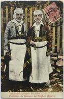 Grecia 06 - Costumes De Femmes Du Poghon - Epire - Grecia