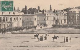 Sainte-Ménehould - Le 6e Cuirassiers à La Revue Du 14 Juillet / Remise Des Décorations - Sainte-Menehould
