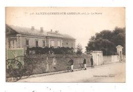 Sainte-Gemmes-sur-Loire-La Mairie -(D.5256) - France
