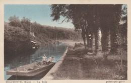 Beaumontel (Eure) - La Risle - France