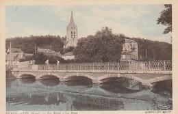 Beaumontel (Eure) - La Risle / Le Pont - France
