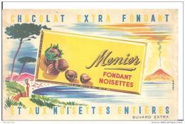 Buvard - Chocolat Extra Fondant Menier - Cocoa & Chocolat