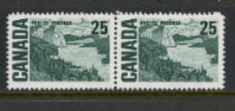 Canada 1967-72 MNH-( Hibrite Paper) - Unused Stamps