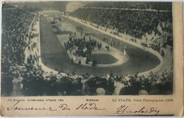 Grecia 13 - Atene - Athenes - Le Stade - Jeux Olimpiques 1906 - Grecia