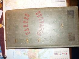 Lot De 696 Cartes Fantaisie Bergeret Dans Un Gros Album Ancien De 232 Pages - Cartes Postales