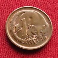 Australia 1 Cent 1981 KM# 62  Australie Australien - Australie