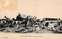 Éthiopie Addis Abeba Marché Marchandes D'oignons - Ethiopie