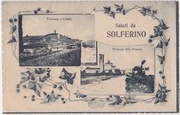 Saluti Da Solferino: Picture Unknown On Delcampe - Autres Villes