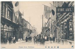 YOKOHAMA - Foreign Street - Georgië