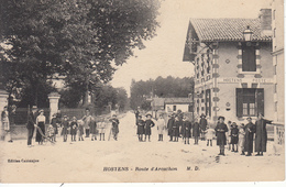 33 HOSTENS Route D'Arcachon, La Poste - Frankreich