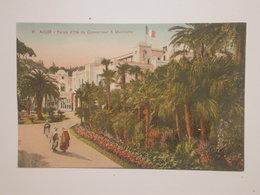 Alger : Palais D'été Du Gouverneur à Mustapha - Alger