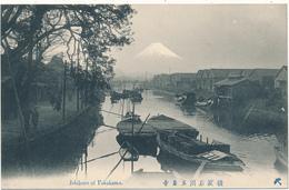 YOKOHAMA - Ishikawa - Géorgie