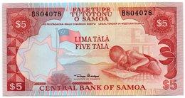 WEST SAMOA=N/D    5  TALA     P-26   UNC - Stati Dell'Africa Occidentale