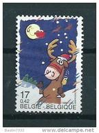 1999 Belgium Christmas,kerst,nöel,weihnachten Used/gebruikt/oblitere - Gebruikt