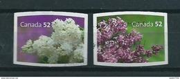 2007 Canada Complete Set Plants,flowers,blümen Used/gebruikt/oblitere - Gebruikt