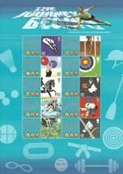 Gran Bretagna, 2009 CS7 Olimpiadi E Paraolimpiadi 2012, Smiler, Con Custodia, Perfetto - Personalisierte Briefmarken