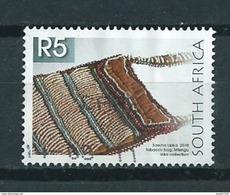 2010 South Africa R5 Handcrafts Used/gebruikt/oblitere - Afrique Du Sud (1961-...)