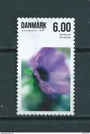 2011 Denmark Flowers,blümen,bloemen Used/gebruikt/oblitere - Dinamarca