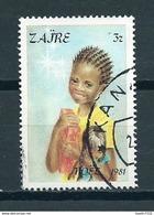 1981 Zaire Christmas,kerst,noël,weihnachten Used/gebruikt/oblitere - Zaïre