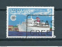 1983 Bahamas $1.00 Commonwealth Day,ships Used/gebruikt/oblitere - Bahamas (1973-...)